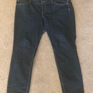 Torrid Size 22s Skinny Jeans
